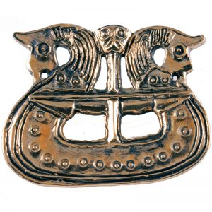 Fibel Drachenboot (Bronze)