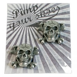 Shoe Pin Jolly Roger SHL-1